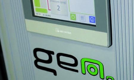 SR超高纯度氮气发生器的PLC控制器