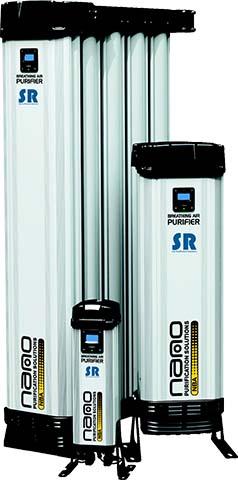 SR模块化呼吸系统