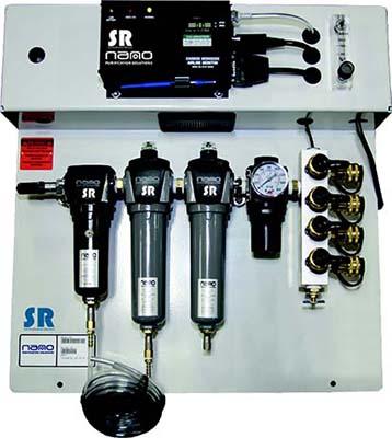 SR面板式呼吸系统