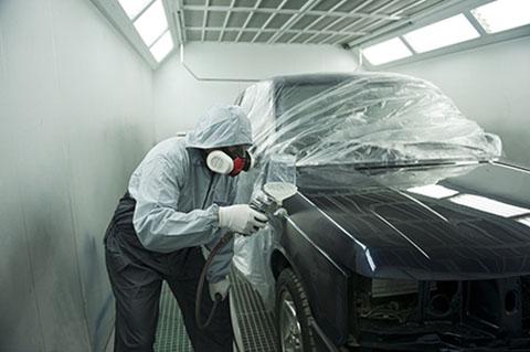 SR压缩空气加热器在喷漆喷涂行业应用广泛