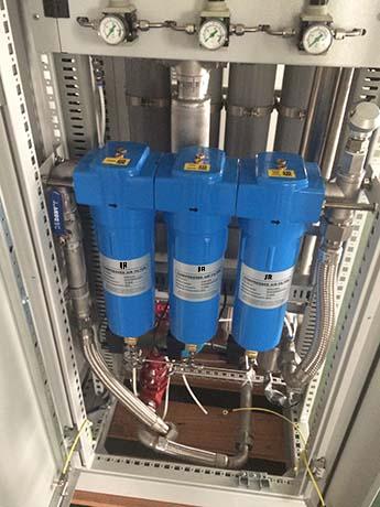 SRB系列压缩空气过滤器的应用2