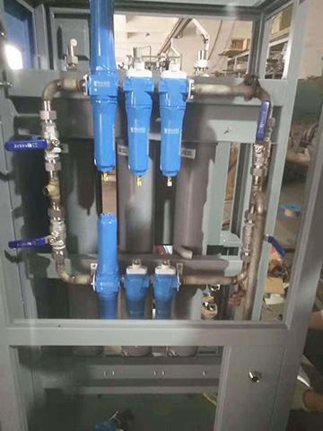 SR双作用过滤器与SRA过滤器组合使用