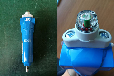 Walker压差表和Walker压差指示器-弹出式压差指示器
