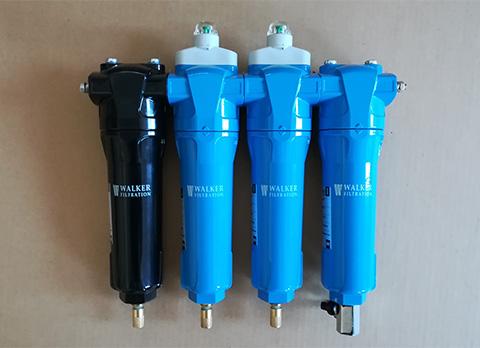 空压机后处理解决方案--压缩空气除水除颗粒除油