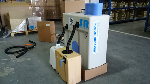 环保型SR空压系统含油废水处理设备-SR YUSOO 30