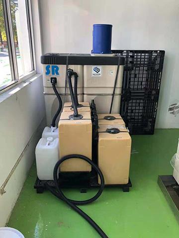 环保型SR空压系统含油废水处理设备-SR YUSOO 100