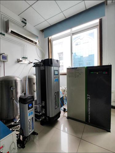 英国的进口SR模块化制氮机利用变压吸附碳分子筛制氮