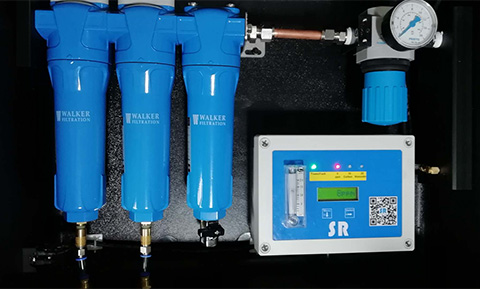 空压机后处理设备-SR便携式呼吸箱