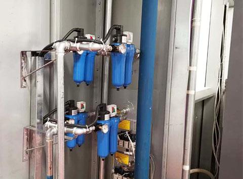 空压机后处理设备-过滤加热压缩空气设备