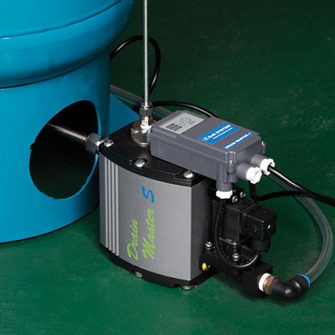 SR电子自动排水器用于压缩空气系统冷凝水的排放