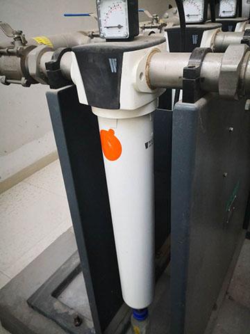 Walker医用真空除菌过滤器在真空系统中