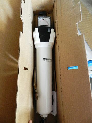 SR医用真空除菌过滤器在包装箱里