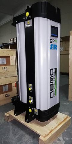 SR模块化制氮机在大连仓库