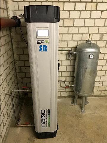 SR模块化制氮机在使用中