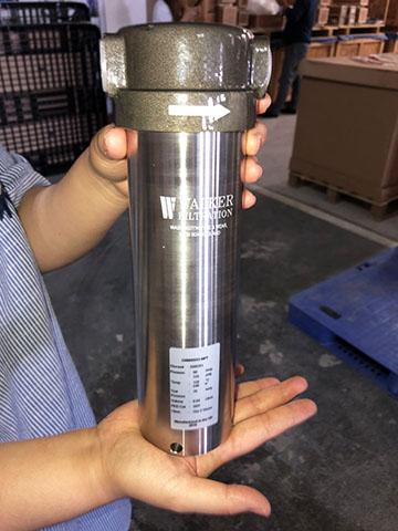 高压压缩空气过滤器和压缩空气精密过滤器