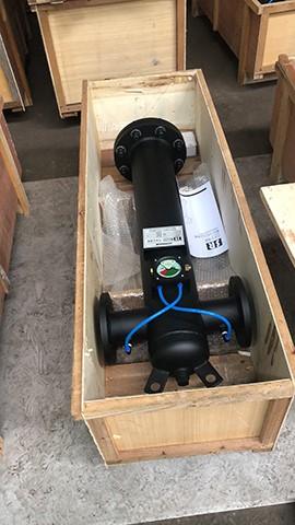 法兰连接的SR医用中心吸引系统除菌过滤器