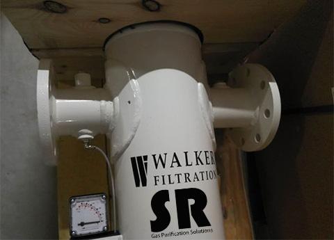 英国沃克公司生产的SR真空过滤产品法兰系列