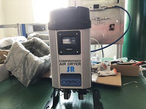 D1系列SR模块化吸干机在仓库实图