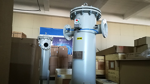 SR医用中心吸引系统除菌过滤器F400MV