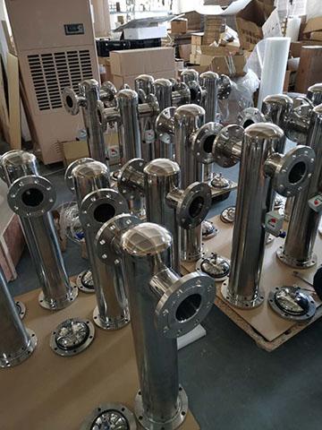 SR医用中心吸引系统除菌过滤器F300MV在仓库