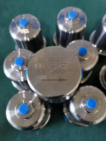 多个HPS100不锈钢高压过滤器