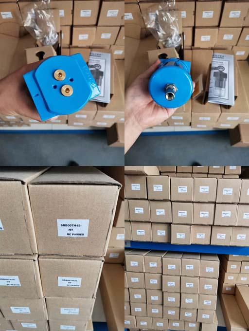 压缩空气精密过滤器SRB007H-I5-HT上下壳体及充足备货