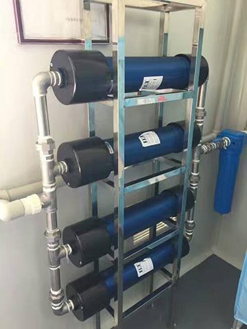 SR CMD渗膜式干燥器多台并联增大干燥气量